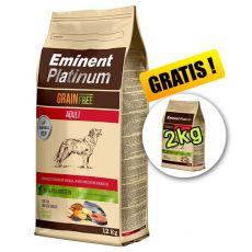 EMINENT Platinum Adult 12 kg + 2 kg GRATIS