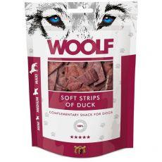 WOOLF Soft Strips of Duck 100g