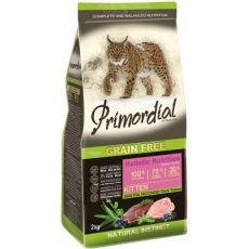 Primordial GF Kitten Duck & Turkey 2 kg