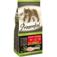Primordial GF Cat Urinary Turkey & Herring 2 kg