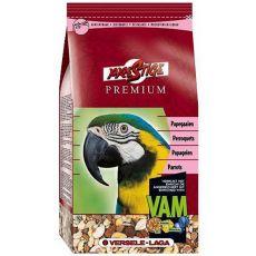 Parrots Premium 1 kg - nagytestű papagájnak alkalmas táp