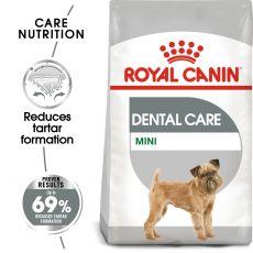 ROYAL CANIN Mini Dental Care kutyaeledel fogkőképződés csökkentésére 8 kg