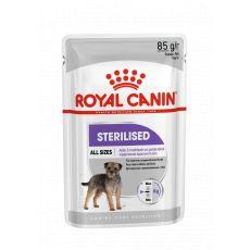 Royal Canin Sterilised Dog Loaf alutasakos pástétom ivartalanított kutyák számára 85 g