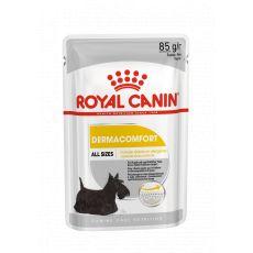 Royal Canin Dermacomfort Dog Loaf alutasakos pástétom bőrproblémákkal küzdő kutyák számára 85 g