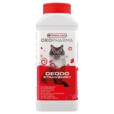 Deodo Strawberry - szagtalanító macska wc-hez 750 g