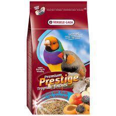 Tropical Finches Premium 1 kg - táp egzotikus állatok részére