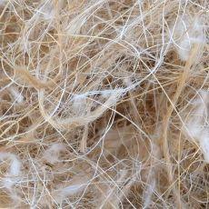 Anyag fészeképítéshez - szőr, kender, szizál 0,5 kg