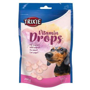 Trixie Vitamin Drops - vitaminos bonbon (joghurt) - 200 g