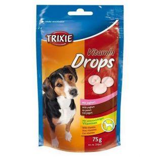 Trixie Vitamin Drops - vitaminos drops (joghurt) - 75 g
