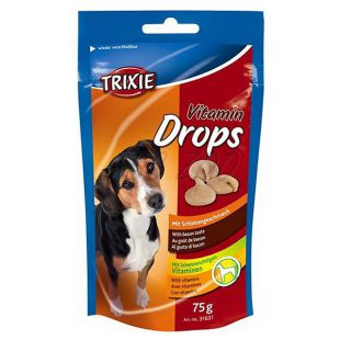 Trixie Vitamin Drops - vitaminos drops (sonka) - 75 g