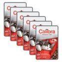 CALIBRA Cat Adult csirke és marha darabok szószban 6 x 100 g