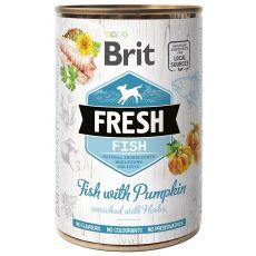 Brit Fresh Fish with Pumpkin konzerv 400 g