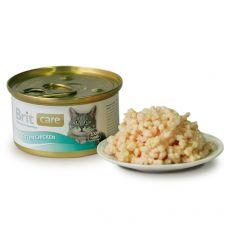 Brit Care Cat Kitten Chicken konzerv 80 g