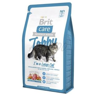 Brit Care Cat TOBBY I'm a Large Cat 2 kg