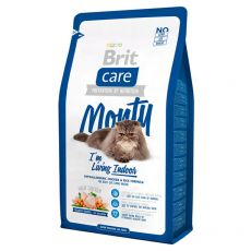Brit Care Cat MONTY I'm Living Indoor 2 kg