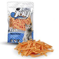 Jutalomfalatok - Calibra Joy Cat Classic Fish Strips 70 g