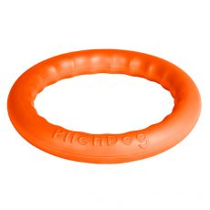 Pitch Dog kutyajáték 28 cm, narancssárga