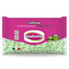 Inodorina Chlorhexidine törlőkendő 40 db