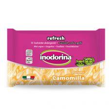Inodorina Chamomile  törlőkendő 15 db