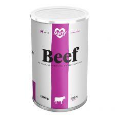 MARTY Essential Beef konzerv 1200 g