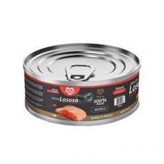 MARTY Deluxe Bits of Salmon konzerv macskáknak 100 g