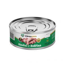 MARTY ProCarnivora Beef & Game konzerv macskák számára 100 g