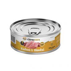 MARTY ProCarnivora Chicken & Beef konzerv macskák számára 100 g