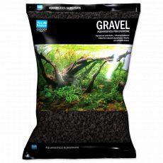 Aqua Exellent táptalaj fekete 2-4 mm, 3kg