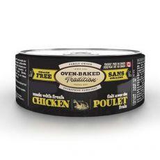 Oven-Baked Tradition Pate CHICKEN dog konzerv 156 g