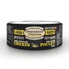 Oven-Baked Tradition Pate CHICKEN cat konzerv 156 g