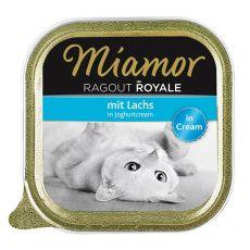 MIAMOR Ragout Royal in Cream Salmon 100 g