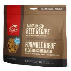 ORIJEN TREAT Ranch-Raised Beef Recipe jutalomfalatok 92 g