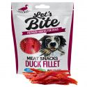 Let's Bite Meat Snacks Duck Fillet 300 g