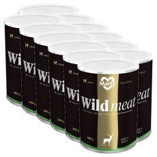 MARTY Signature Wild Meat konzerv 12 x 300 g