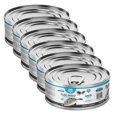 MARTY Premium Fish konzerv macskáknak 6 x 100 g