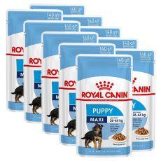 Royal Canin Maxi Puppy alutasak 10 x 140 g