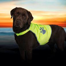 Fényvisszaverő mellény kutyák számára - L