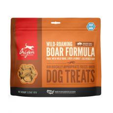 ORIJEN TREAT  Wild-Roaming Boar Formula jutalomfalatok 92 g