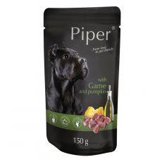 Piper Adult alutasakos eledel vadhússal és sütőtökkel 150 g