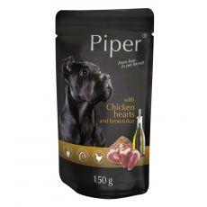 Piper Adult alutasakos eledel csirkeszívvel és barna rizzsel 150 g