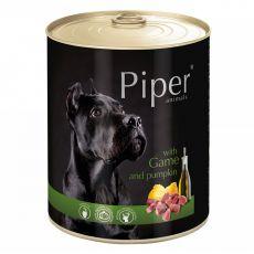 Piper Adult kutyakonzerv vadhússal és sütőtökkel 800 g
