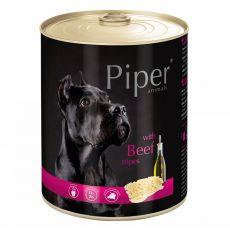 Piper Adult kutyakonzerv marha belsőségekkel 800 g