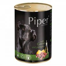 Piper Adult kutyakonzerv vadhússal és sütőtökkel 400 g