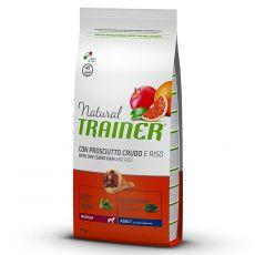 TRAINER Natural Medium Adult szárított sonka 12 kg