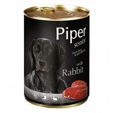 Piper Senior konzerv nyúlhússal 400 g