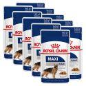 Royal Canin Maxi Adult alutasak 10 x 140 g