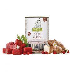 ISEGRIM Adult Forest: Szarvas csicsókával, vörös áfonyával és gyógynövényekkel 400 g