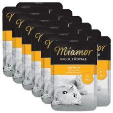 MIAMOR Ragout Royal 12 x 100 g - Csirke