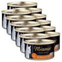 Miamor Filet konzerv csirke és fürjtojás 12 x 100 g