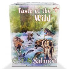 Taste of the Wild Salmon nedves eledel  390 g